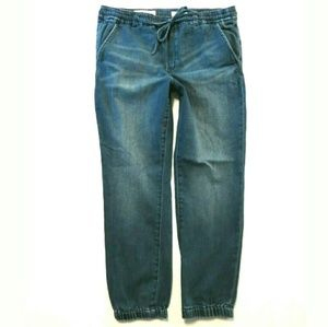 Pilcro joggers High rise Cropped jeans